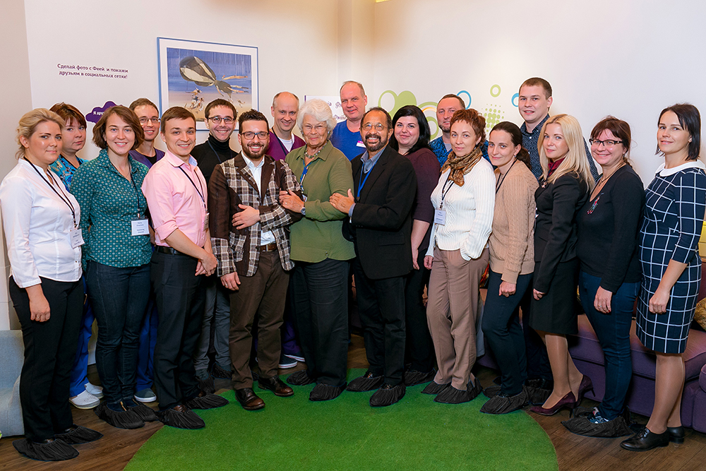 Fantasy is the first children's clinic in Russia to be accredited by JCI